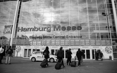 COME VISIT US AT WTCE 2018 IN HAMBURG